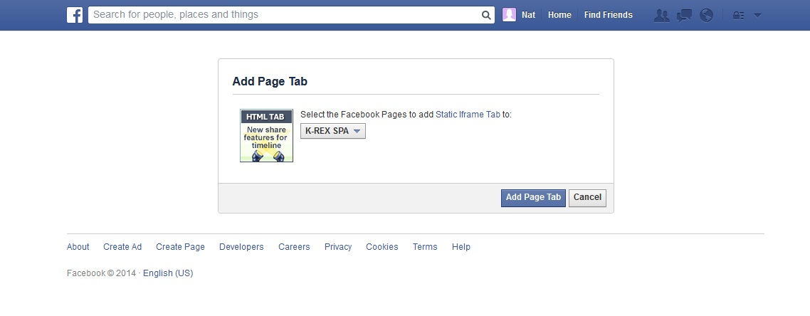 how to add review tab to facebook business page