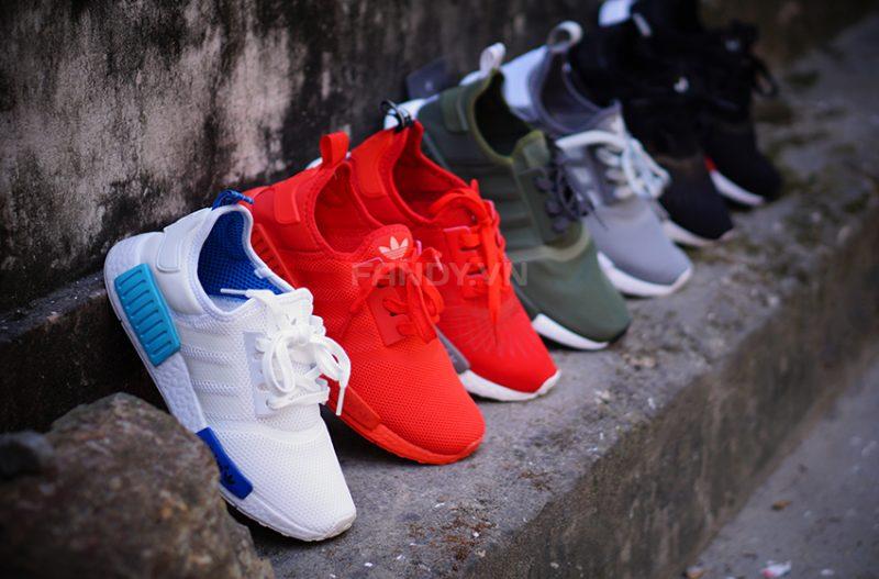 7 lý do để sở hữu giày sneaker NMD R1