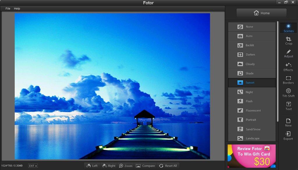 Photoshop alternatives Fotor