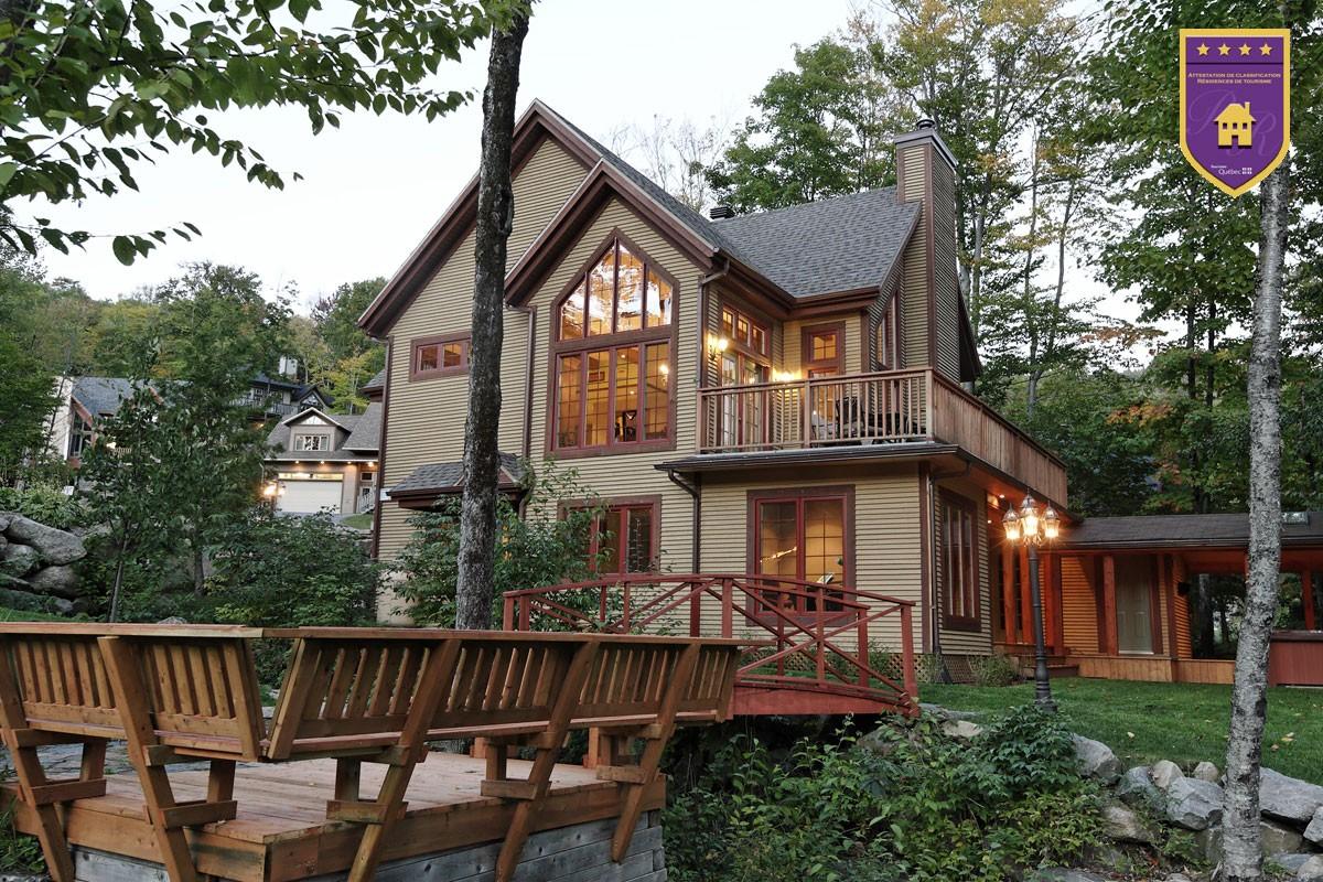 Cottages for rent near Quebec City #13