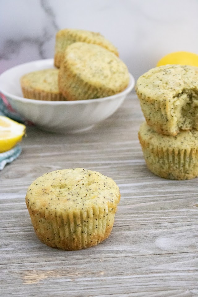 Most Delicious Recipe Of Lemon Poppyseed Muffins