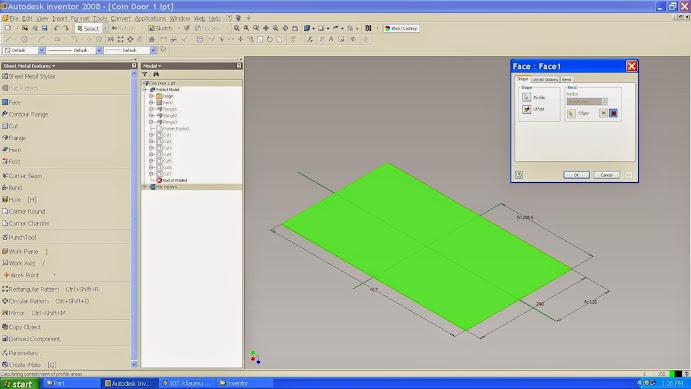 Perancangan Gambar Kerja Tiga Dimensi 3d Pada Proses