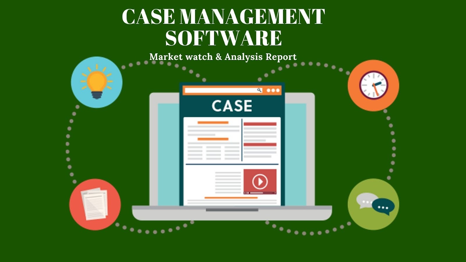 Case Management Software Market Analysis and Overview