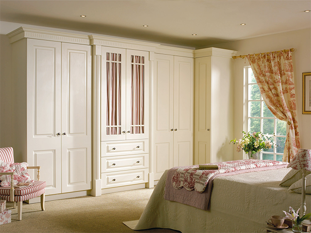 How To Build Your Own Fitted Wardrobes Clickhowto