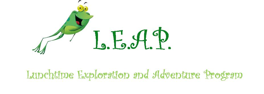 LEAP Program Logo