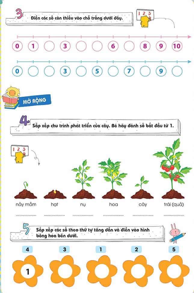 Lựa chọn chương trình toán tư duy cho bé lớp 1