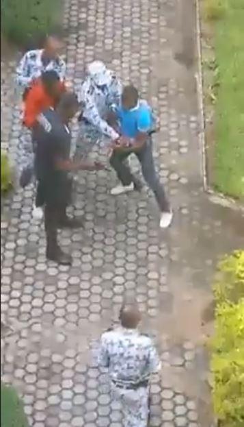 Affrontements entre étudiants et policiers sur le campus de Cocody