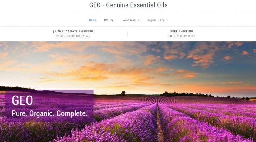Best Essential Oils Affiliate Programs How to Make Money With Essential Oils GEO Genuine Essential Oils