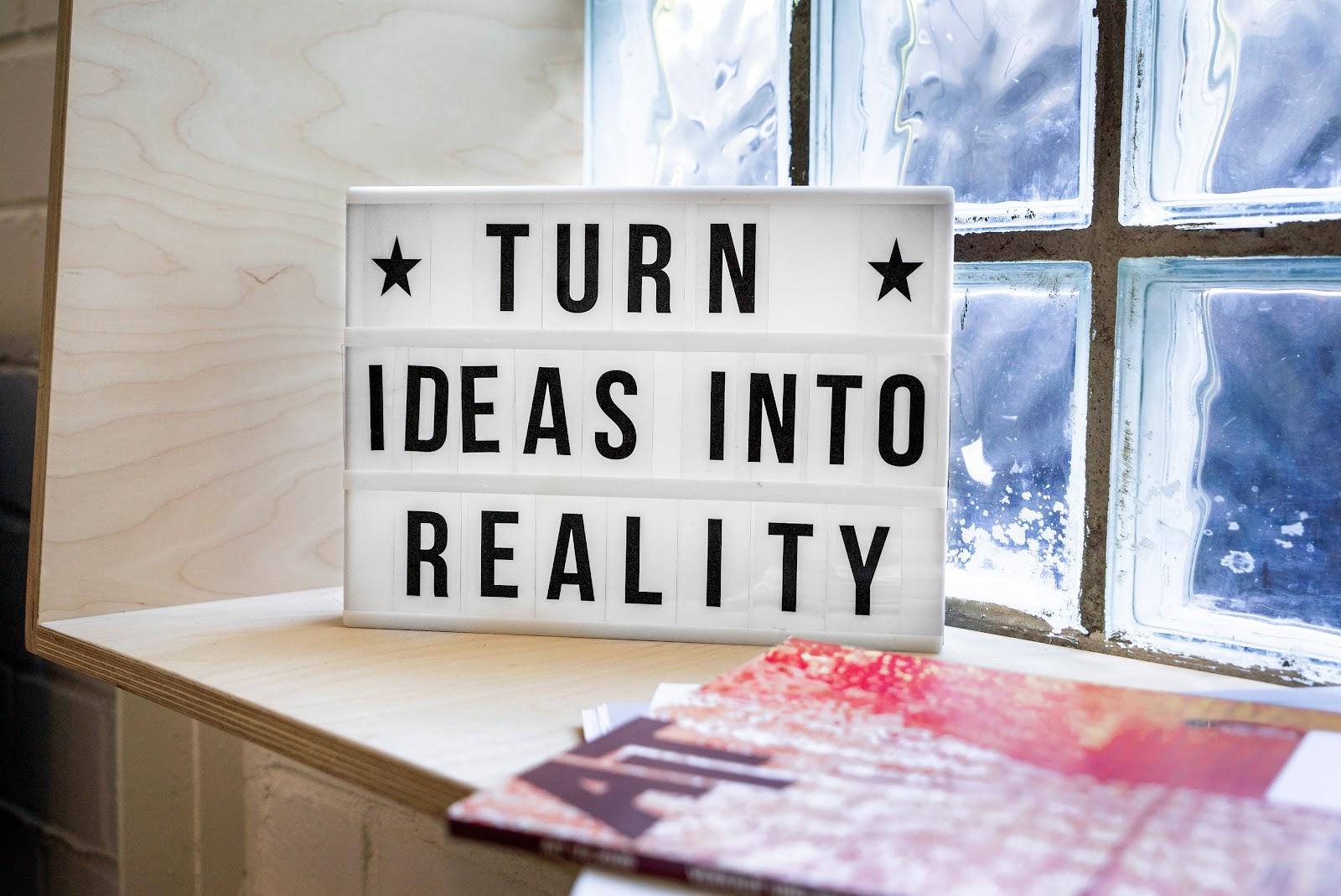 Trasforma un'idea innovativa in business