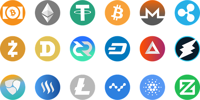 Cryptocurrencies. Source: Pixabay