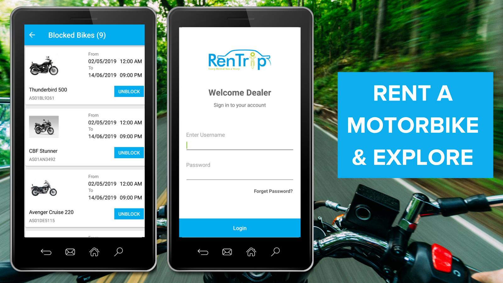 Rentrip Business Model - Jugnoo