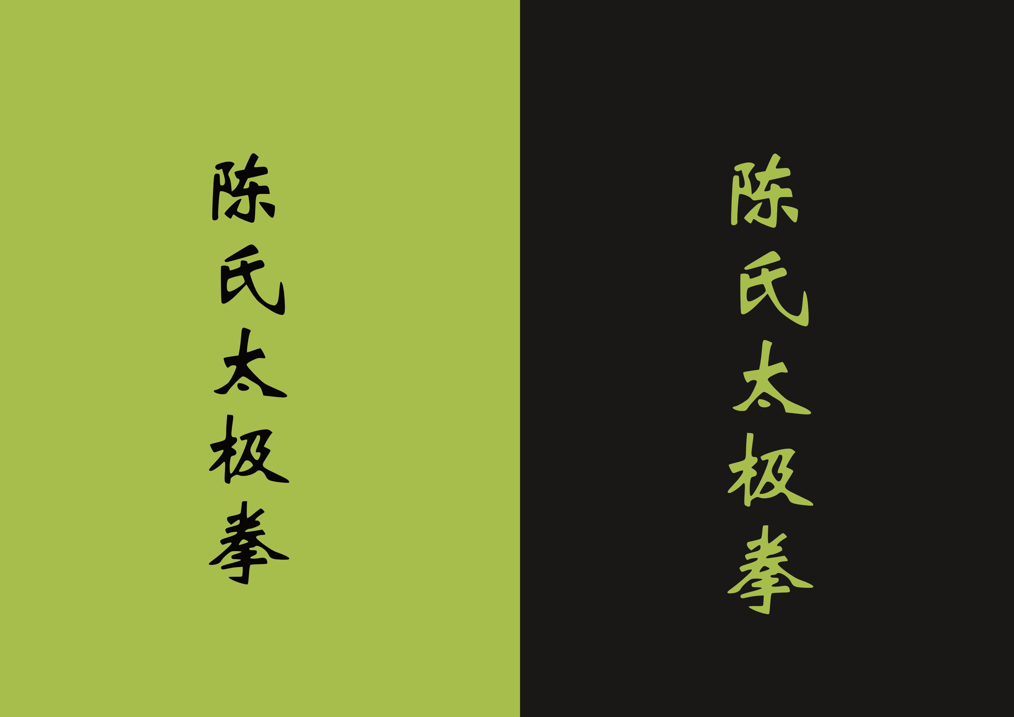 陳氏太極拳 (Taiji Quan rodiny Chen)