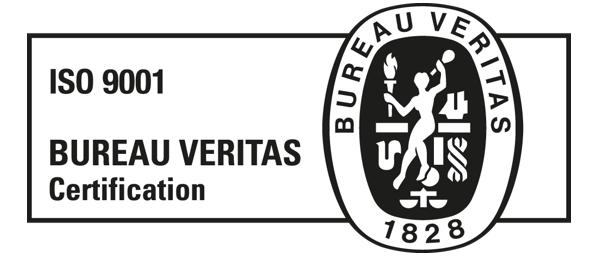 Bureau Veritas Certification Logo