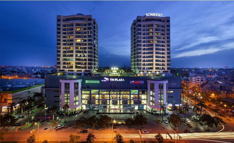 Trung tâm thương mại Parkson tại Hải Phòng