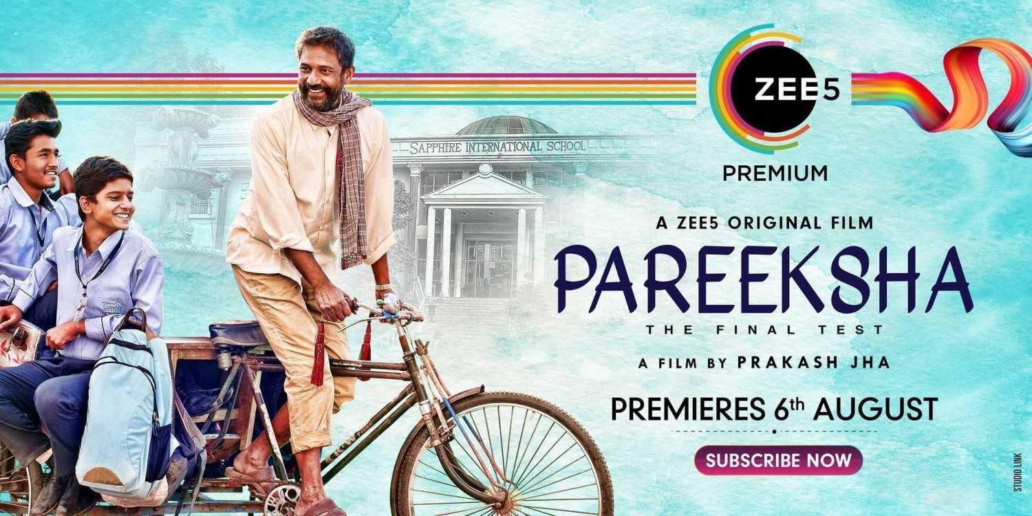 Pareeksha review: Well-meaning drama on the right to education