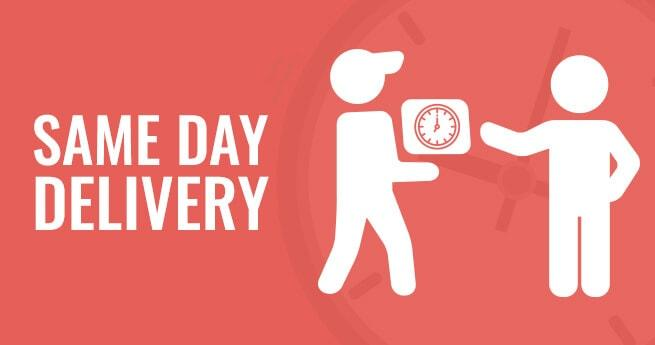 E-Commerce Trend: Same Day Delivery Helps you to Relish Every ...