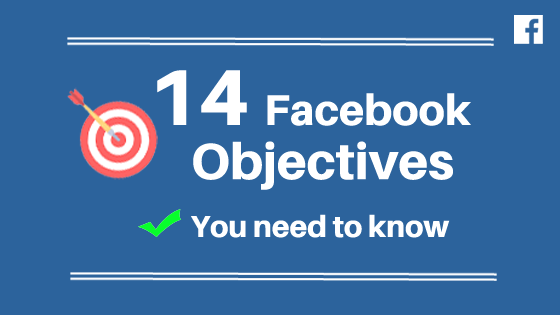 Facebook objective You Need To Know