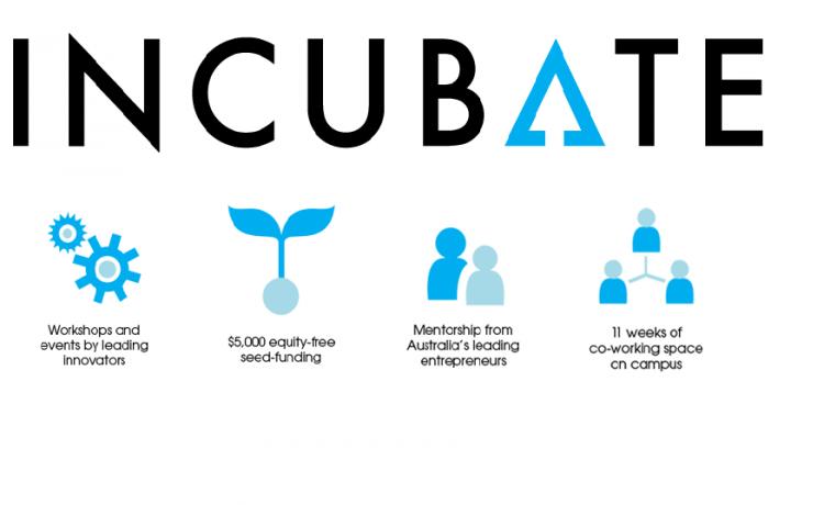 INCUBATE Startup Accelerator Sydney