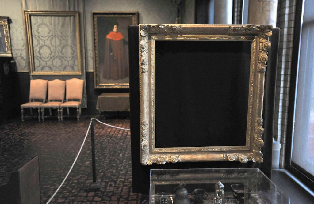 25 величайших похищений произведений искусства всех времен (часть III).