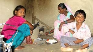 भारत का एक परिवार