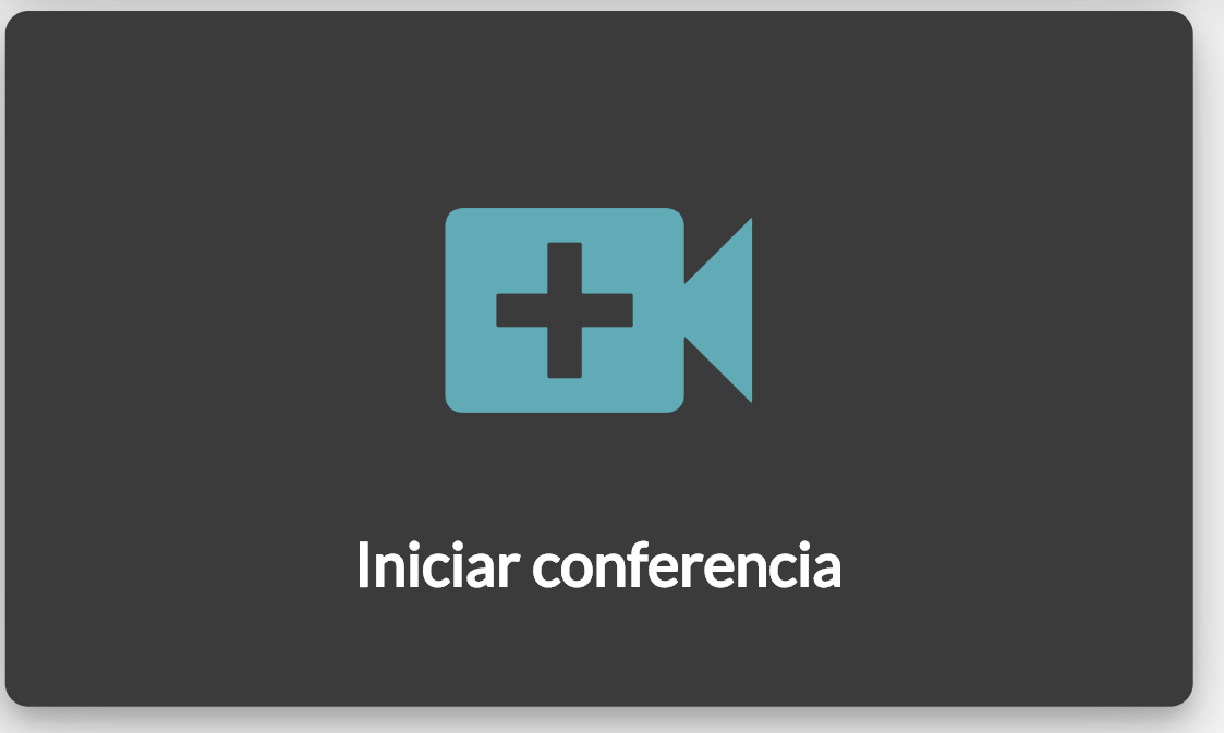 Icono de conferencias