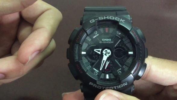 Động cơ của  đồng hồ G-Shock & Baby-G