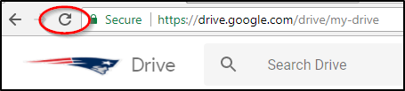 Chrome Refresh Button Google Drive Screenshot.png