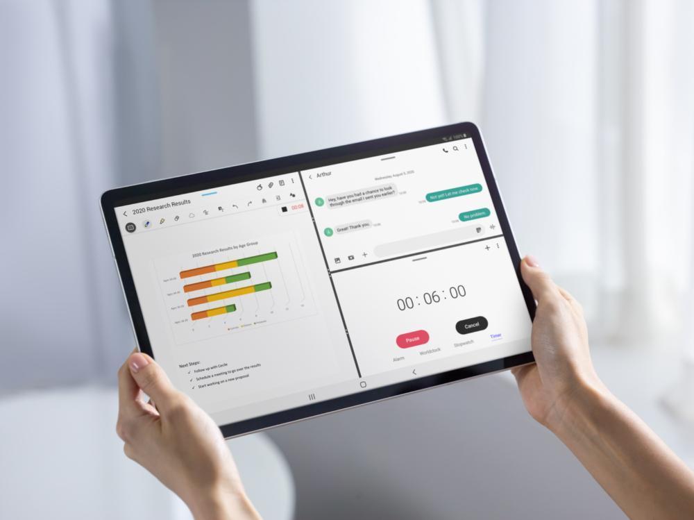 Galaxy Tab S7/S7+ hiệu năng khuynh đảo cùng chương trình ưu đãi đặc quyền tăng trải nghiệm hiệu suất bứt phá - Ảnh 4.