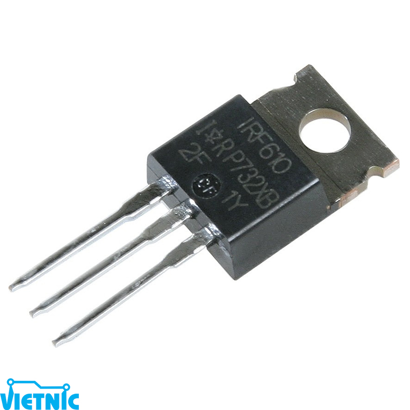 IRF610 (3.3A - 200V)