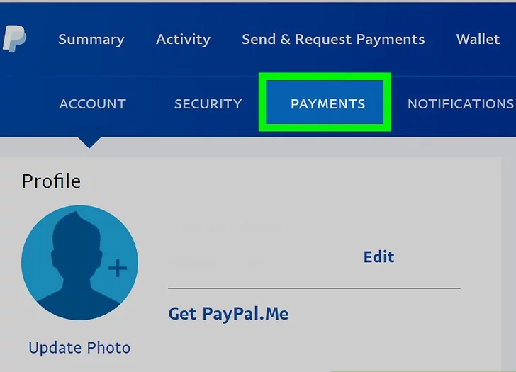 How to Cancel the Pending Payment on Paypal?