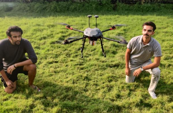 IIT Madras researchers develop AI drone