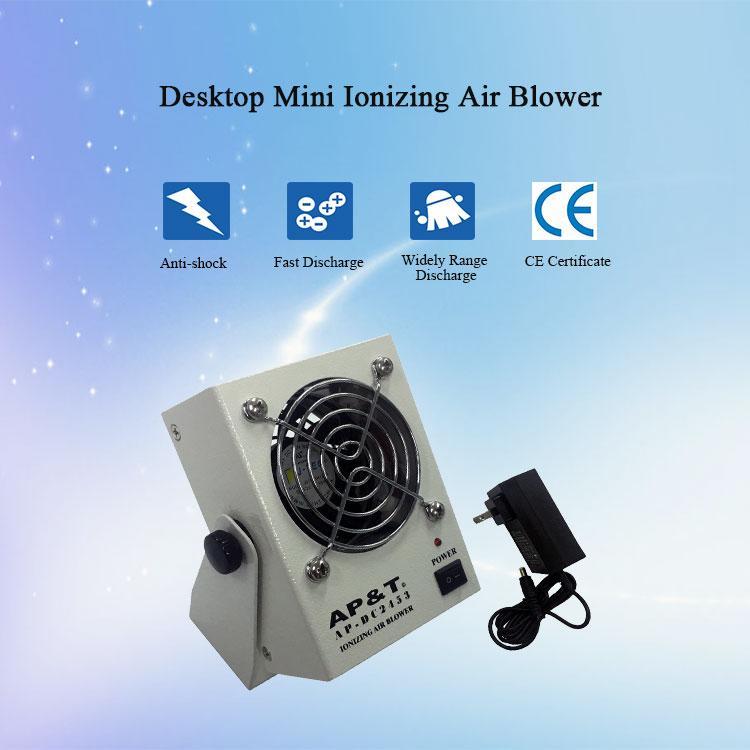 Quạt khử tĩnh điện dạng để bàn - AP-DC2453