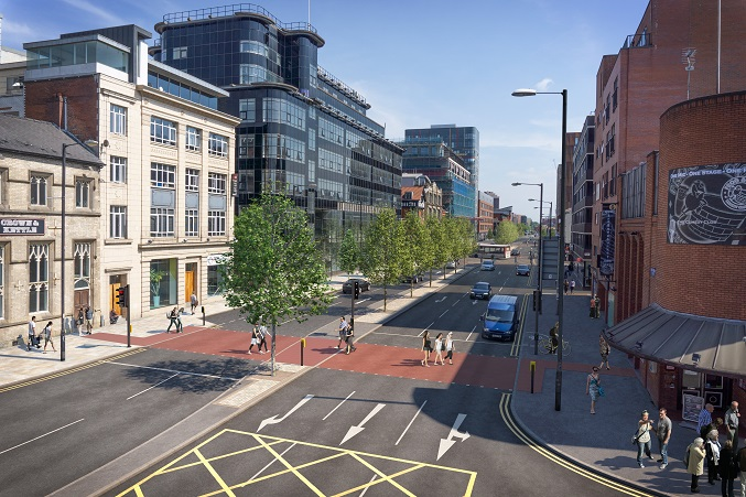 When Will Manchester Become People First And Go Car Free Citymetric