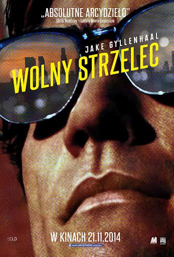 Polski plakat filmu 'Wolny Strzelec'