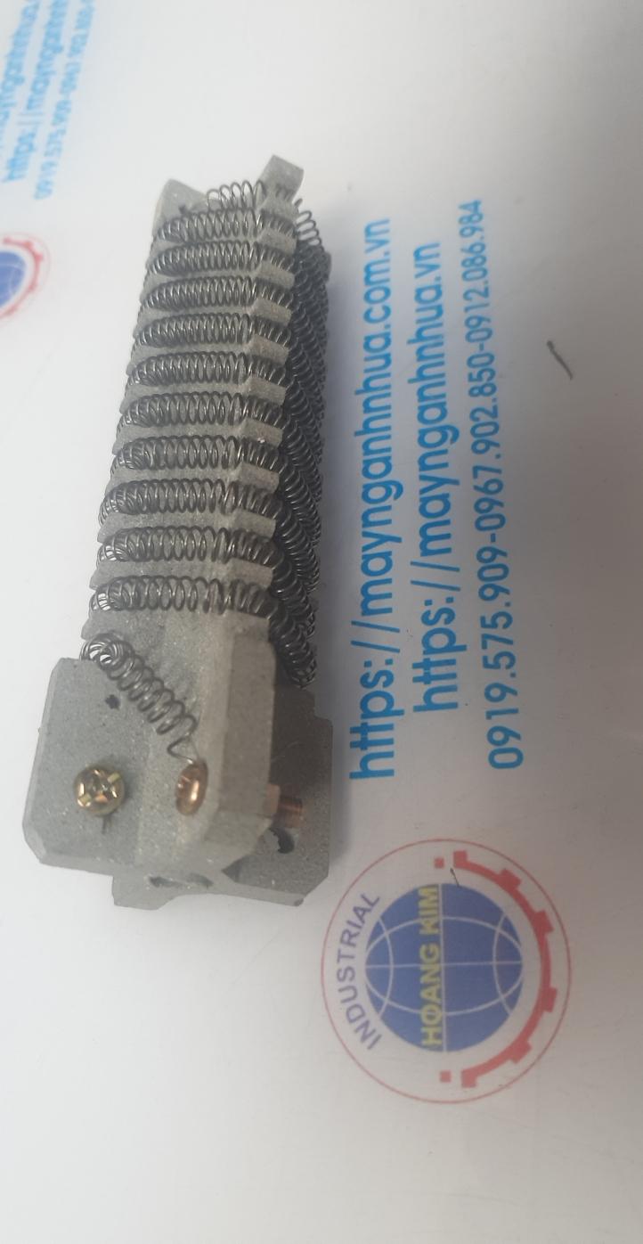 Điện trở thổi gió phi 45, dài 120 điện 220v hoặc 380v