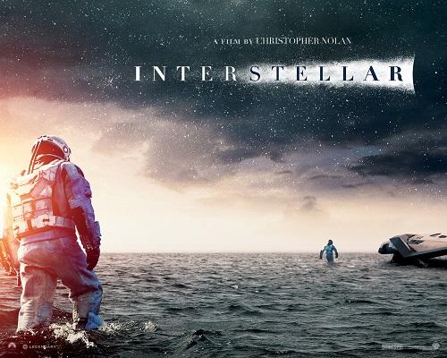 <인터스텔라> 공식 포스터