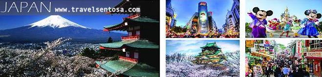 Japan Tour Holiday Vacation