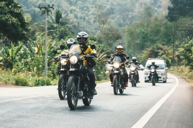 Onyabike Adventures on tour