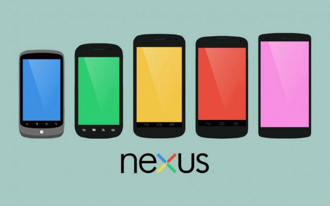 Smartphone Nexus-LG sản xuất-có camera 3D-ra mắt vào tháng 10