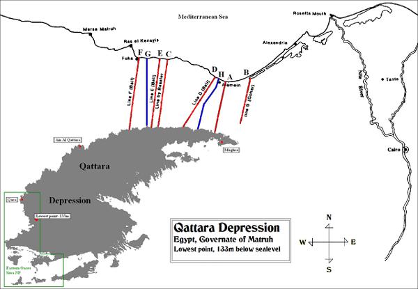 Qattara Depression(A guide)