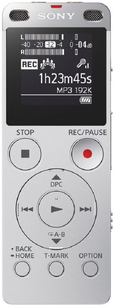 Sony ICD-UX560F Digital Voice Recorder