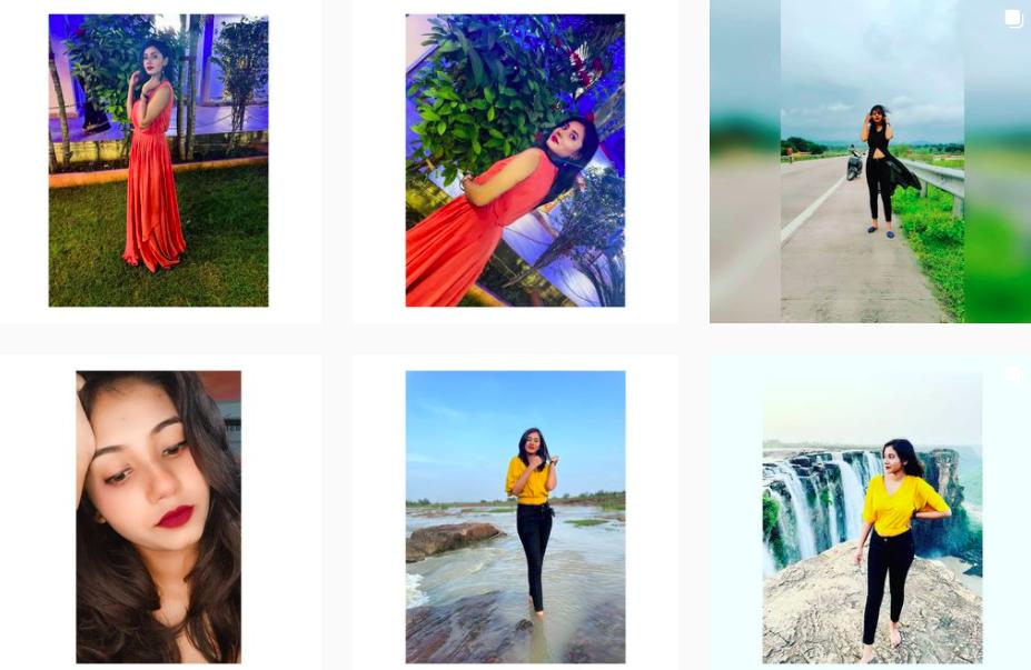 Ankita Singh | Social Media Posts | Beauty & Fashion