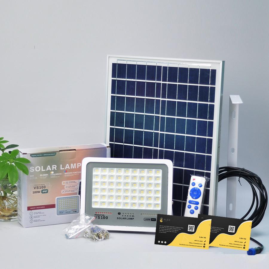 Giá đèn năng lượng mặt trời trong nhà
