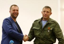 Александр Бородай (слева) и