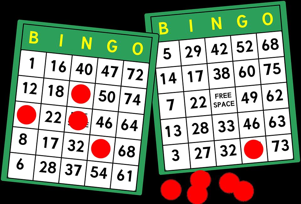 Bingo, Juegos De Azar, Juegos