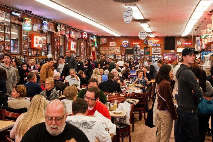 crowded cafe ile ilgili görsel sonucu