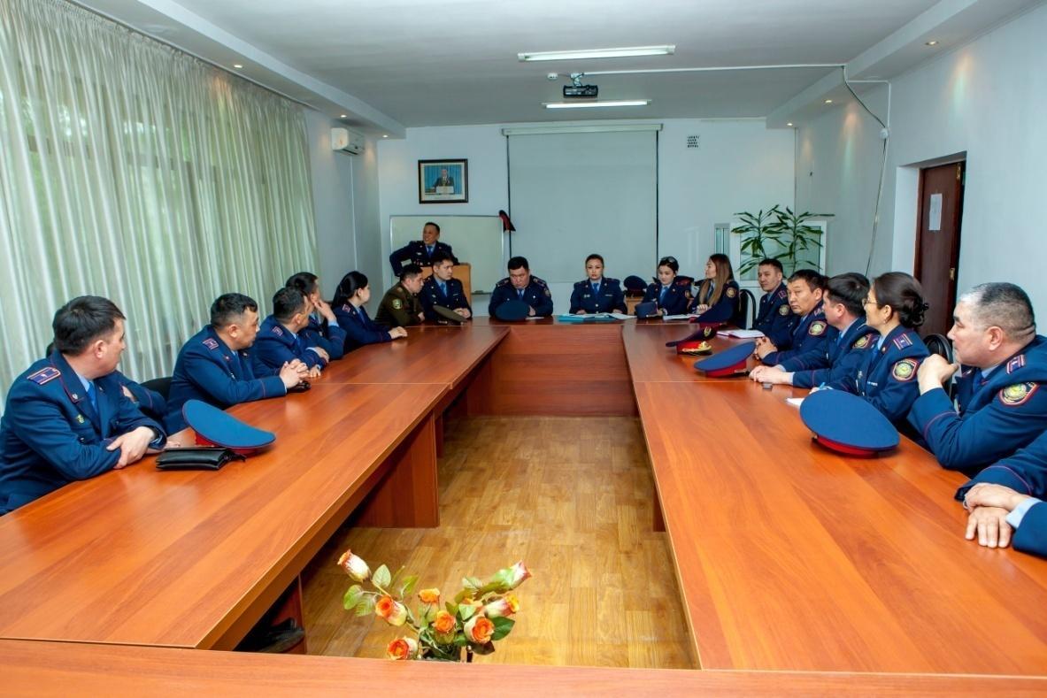Некоторые аспекты кадрового обеспечения органов внутренних дел Республики Казахстан