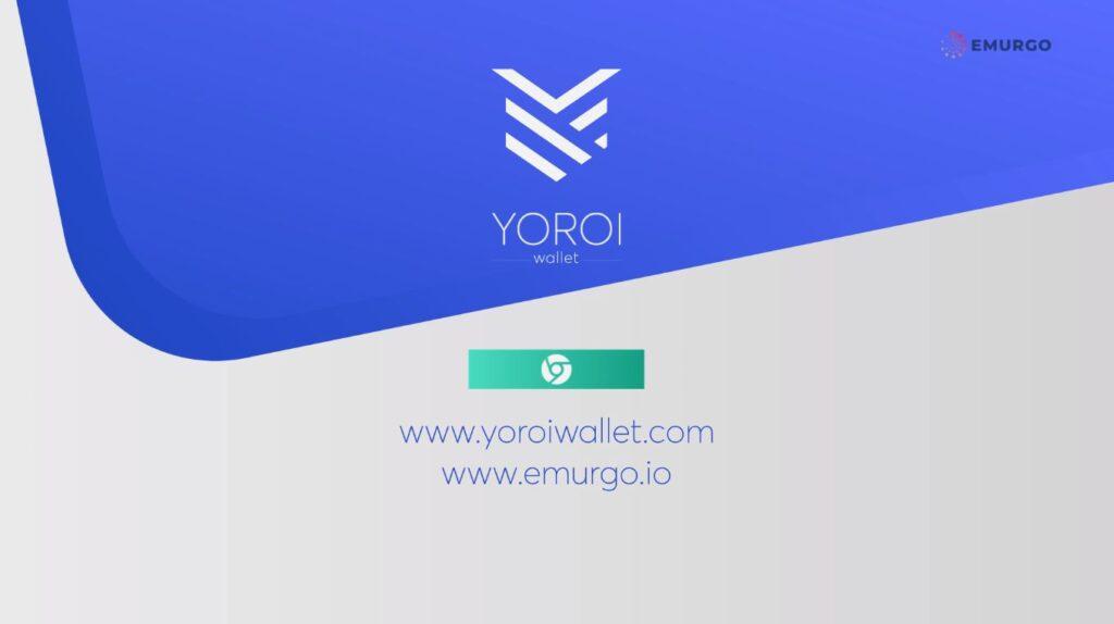 EMURGO Yoroi Wallet