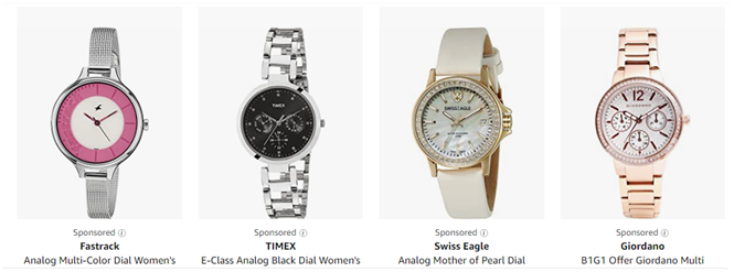 Branded Watches For Her