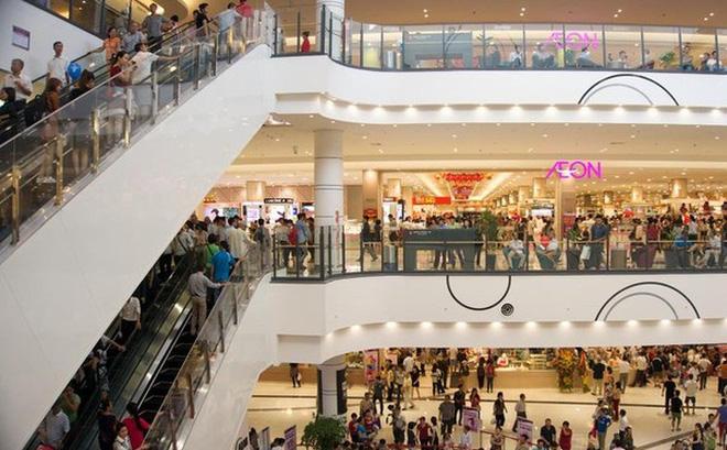 Những điều bạn nên biết về trung tâm thương mại ione
